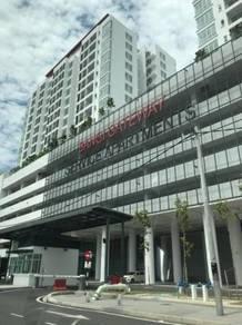NEW Bangi Gateway Service Apartment Untuk Disewa-Direct Owner