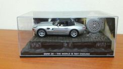 BMW Z8 James Bond The World Is Not Enough