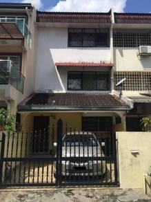 Taman Bukit Intan Sri Petaling Triple Storey Terrace House