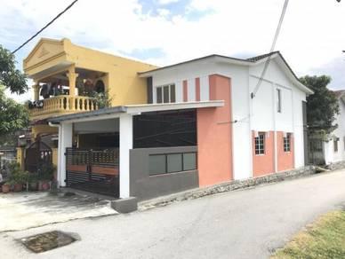 2 storey terrace house bandar rinching semenyih kajang