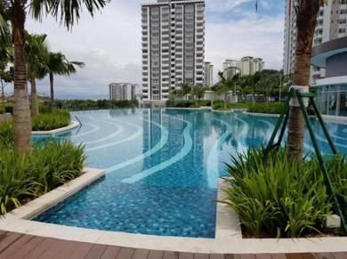 Dwiputra Condominium Corner Unit Presint 15 Putrajaya