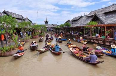 AMI Travel | 4D3N Experience Bangkok & Pattaya