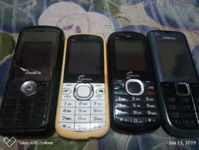 Telefon katik2 rosak (take all)