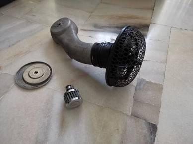 Saga,iswara air filter
