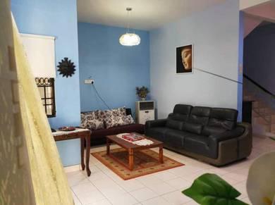 [105% Loan] 2 Storey Terrace Bandar Puteri Klang [20x75]