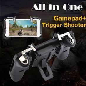 PUBG ROS Gamepad, Fire Trigger