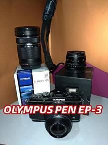 Olympus pen ep-3