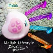 Malish lifestyle single breastpump