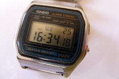 Casio Alarm Chrono Watch