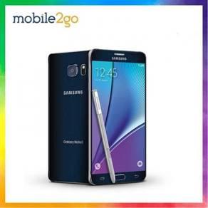 Samsung Galaxy Note 5 [64GB ROM/4GB RAM] MY Set