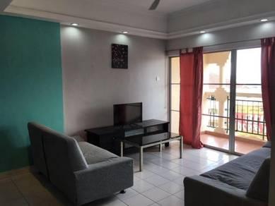 Bam Villa Condo Taman Maluri Cheras 1100sf Below Market Price
