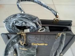 New Carlo rino handbag