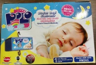Buaian Bayi Elektronik