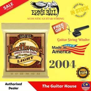 Ernie Ball 2004 Earthwood Acoustic Guitar String