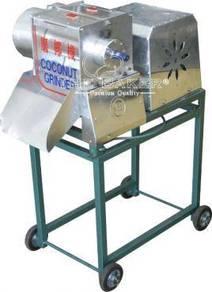 Baker Mesin Parut Kelapa Sekali Motor 1Hp