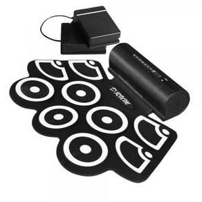 9 Pcs Portable Electronic Drum Pad