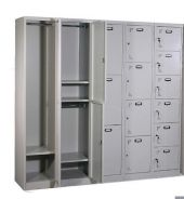 compartment locker