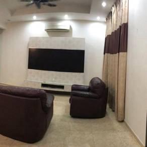 Double storey for rent at taman merak bukit katil