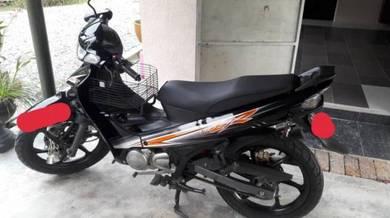 Yamaha 125zr 2014