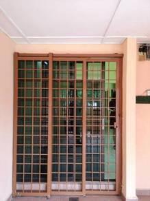 [Single Storey Terrace]4R2B Taman Bunga Raya Setapak~Newly Renovated