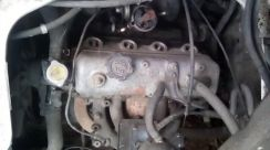 Toyota 5K engine complete / kosong