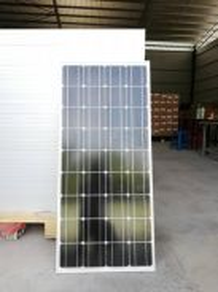 100W Monocrystalline Solar Panel - (Ready Stock)