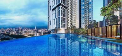 Old Klang Road New Condo Platinum Victory KL Affordable Furnished 0 DP
