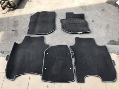 No 23-4-41 Floor Mat Carpet Honda Jazz Fit Ge6 Jpn