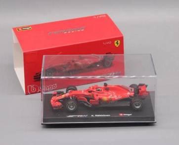 BBurago 1:43 Ferrari SF71-H Raikkonen 2018
