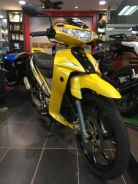 Secondhand Yamaha 125ZR -Yellow Edition- Special