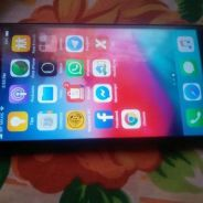 Iphone 6 mate black 64gb