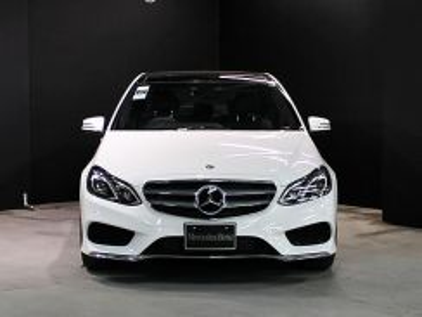 Mercedes benz W212 AMG Front bumper