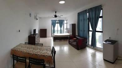 Skudai The Garden Residence Mutiara Mas STUDIO Apartment RENT Gelang
