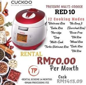 Cuckoo muticooker m10