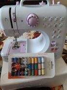 505A Upgraded 12 Functions Sewing Machine As