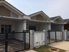 Bandar Putra, Jalan Merak, Kulai ~International~Full Loan
