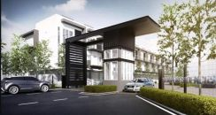 Triple Storey Terrace, New Project, 2872sqft, Limited Time Promo