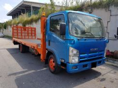 Isuzu NPR Car Carrier Self Loader OTR