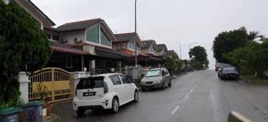 Taman Gaya Ulu Tiram Single Storey Terrace House FOR SALE