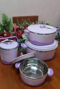 Hot pot plain 4pcs