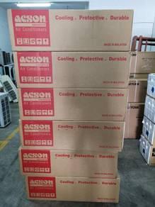 Aircond Baru 1.0hp acson Air cond new 1hp a02