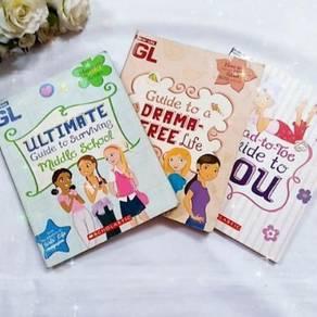 Ss56 preloved books girls life scholastic
