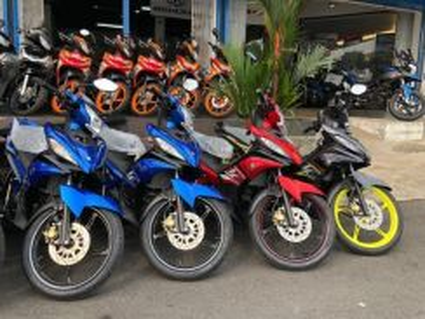 New Yamaha 135LC Ready Super Low Deposit