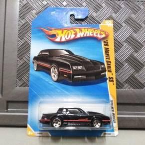 Hot Wheels '86 Monte Carlo SS Black