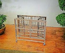 U8 Stainless steel Pet Cages