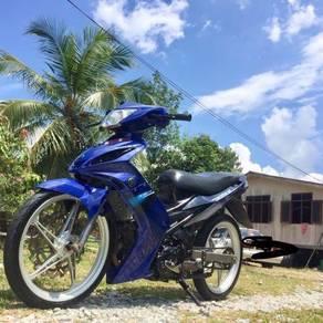 2005 Yamaha 135LC