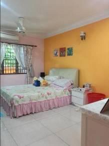 100% Loan Big Corner 44x75 2 Sty Teluk Pulai Kfc Taman Gembira Klang
