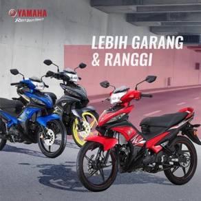 New Yamaha 135LC V6 Super Low Deposit