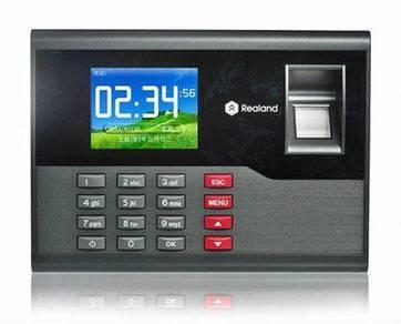 Time attendance punch card fingerprint software