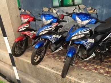 MOTOR MODENAS CT 115 MR2 MR3 WAVE ZeroDP Honda sym